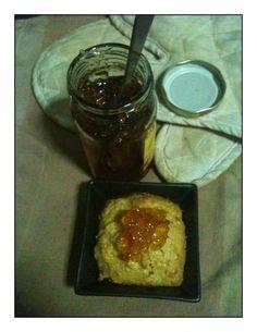 marmalade scone
