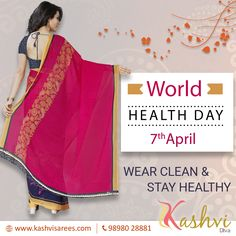 As much as you can eat healthy, live in natural environment it's also important to remember to drink healthy too. So you can stay healthy. www.kashvisarees.com #Depression #LetsTalk #WorldHealthDay #Health  #kashvisaree #anandsaree #amazon #flipkart #voonik #snapdeal #shopclues #womenswear #fashion #ethnicwear #ecommerce #onlineshopping #clothing #womensfashion #designer