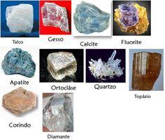 MINERAIS - Pesquisa Google Rocks And Minerals