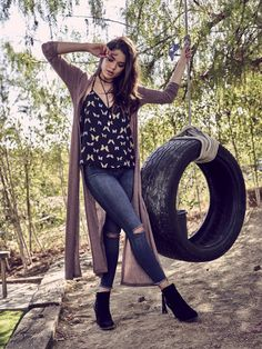 Swinging by in our fall essentials. | Wet Seal