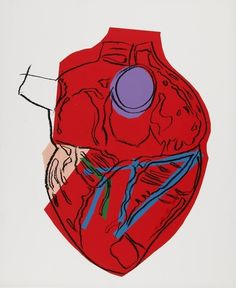 Andy Warhol | Heart (ca. 1982) | Available for Sale | Artsy