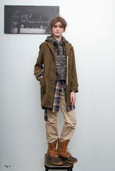 Engineered Garments Fall/Winter 2011