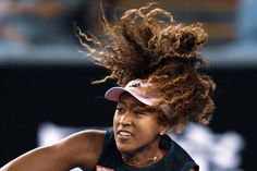 Naomi Osaka in Australia Open 2019 Australian Open, Serena Williams, Photo Backpack, Nijo Castle, Tennis Players Female, Family Destinations, Tennis Stars