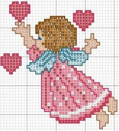 Points de croix *<3* Cross stitch