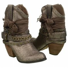 Not Rated Women's Glitzy Trio Boot Harley Davidson Boots, Taupe Shoes, Shoes Sandals, Booty, Pumps, Sweet, Fashion, Candy, Moda