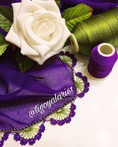 Crochet Lace Edging, Mandala, Asdf, Health, Fitness, Flowers, Tricot, Salud, Health Care