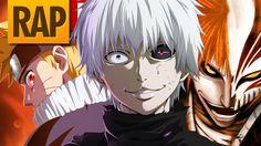 Monster (Naruto, Tokyo Ghoul, Bleach)    Tauz Vevo 06