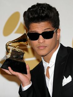Bruno Mars Grammy Award