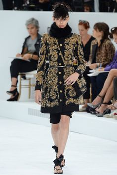 Chanel | Fall 2014 Couture Collection | Style.com