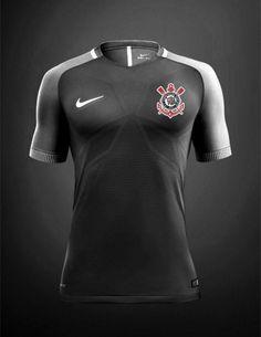 Nova camisa para o CORINTHIANS