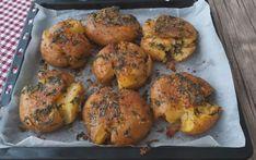 Ψητές Πατάτες Baked Potato, Muffin, Potatoes, Baking, Breakfast, Ethnic Recipes, Food, Morning Coffee, Potato