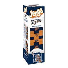 Jenga Detroit Tigers