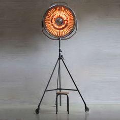 hospital lamp