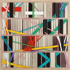 "Saatchi Art Artist Luciano de Liberato; Painting, ""White code , page 5"" #art"
