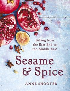 Sesame & Spice: Baking from the East End to the Middle East by Anne Shooter http://www.amazon.com/dp/1472223608/ref=cm_sw_r_pi_dp_9ezNvb08ZY45M
