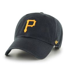 e3864ca57ee Pittsburgh Pirates Clean Up Home 47 Brand Adjustable Hat Detroit Game