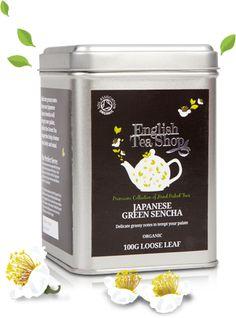 Japanese Green Sencha | English Tea Shop