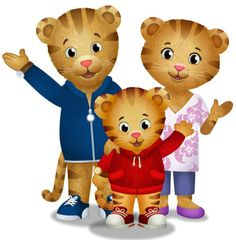 Even adults can learn some life lessons from Daniel Tiger s Neighborhood! Daniel  Tiger Costume 0608acb8ca
