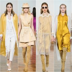 Natalia Gart Spring/Summer 2018 RTW Fashion 2018 Trends, Spring Summer 2018, Vogue, Shirt Dress, Photo And Video, Shirts, Dresses, Vestidos, Shirtdress