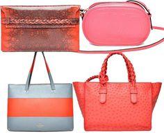 Valentino Shoes and Handbags Fall/Winter 2014-2015  #bags