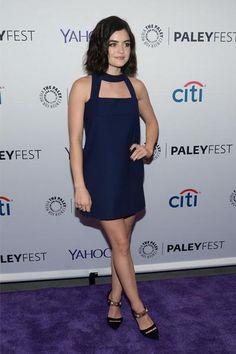 Lucy Hale PaleyFest New York 2015 - 'Pretty Little Liars'