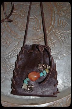 BirthSTONE BirthChart MEDICINE Bags