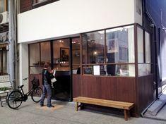 Bakery Cafe, Cafe Bar, Matcha Cafe, Restaurant Plan, Cafe Concept, Interior Architecture, Interior Design, Cafe House, Entrance Design