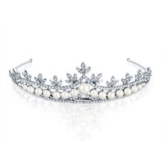 Checkout Bow Down Tiara at BlingJewelry.com