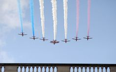 """Saturday, June 16, 2012. Images of the """"Trooping the Colour Ceremony"""" as part of the Queen's birthday celebration.  ."""