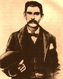 Doc Holliday was one of the most deadly shootists  in the American West.