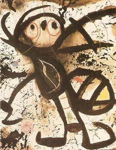 Joan Miró (Catalan, 1893~1983)