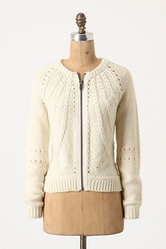 Sloped Ridges Sweater #anthropologie
