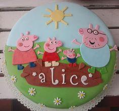 Torta Peppa Pig n.68
