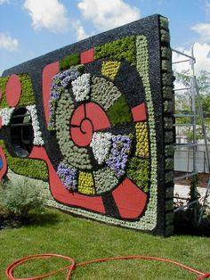 montreal mosaiculture garden - Google Search