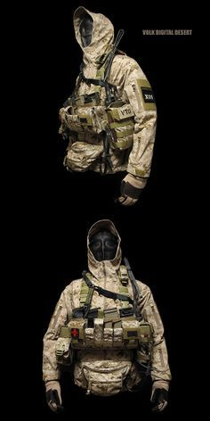 Volk Tactical gear.