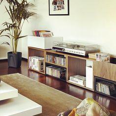 Hifi flexibele New vintage module Dressior via @Gary Luckow Design @Urbin Design