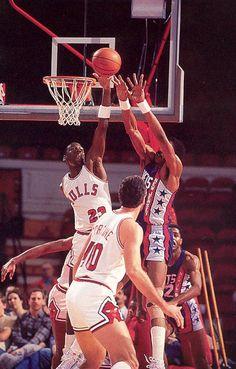 New Jersey: Block (1984/85 NBA Season)