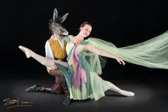 Come see our performance From Midsummer to Monochrome! On April 26 - 27. The dances are A Midsummer Night's Dream by Kristy Nilsson A New Work by Keith Cross and Threads by Victoria Vittum. It will be a great ballet! for more information go to http://www.hrbdance.org/   Hope to see you there :)