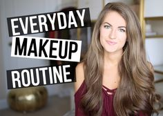 Southern Curls & Pearls: YouTube Video: Everyday Makeup Routine