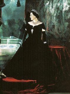 Queen Elizabeth the Queen Mother   Flickr - Photo Sharing!