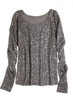 Embu Sequin Encrusted Sweater by Calypso St. Barth