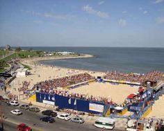 Panamericano de Beach Handball - Fixture  Estadio Arenas del Plata -Pocitos -Montevideo Uruguay
