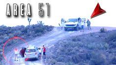 ESTO PASA SI ENTRAS AL AREA 51 (Video Real)