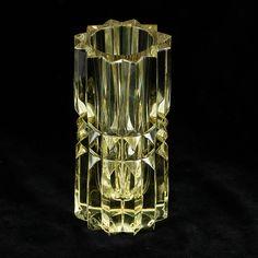 Nanny Still; Glass 'Koru' Vase for Riihimäki, 1969.