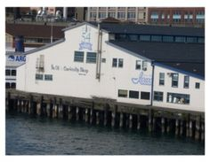 Ivar's on Pier 54 Best clam chowder ever !