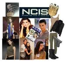 NCIS.... Ziva David by ava-123 on Polyvore featuring Fat Face, AllSaints, Superdry, Belstaff, Co|te and Ziva