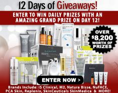 12/16. 12 Days Of Giveaways: Daily Prizes + Win Thousands In Top Brands