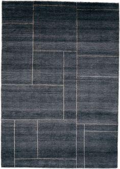 FP1 - Kubik by Michael Reeves | Tibetan Wool and Silk Rug