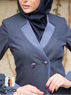 Hijab Fashion, Diy Fashion, Womens Fashion, Hijab Style Dress, Iranian Women Fashion, Designs For Dresses, Ladies Tops, Blouses For Women, Islam