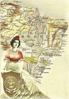 O Brasil em cartão-postal (1915)                                                                                                                                                                                 Mais